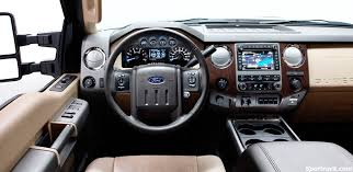 2000 Ford F250 Interior 2011 Ford Super Duty F Series F250 Pricing And Information