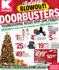 kmart black friday deals for 2017 doors open 6pm thanksgiving