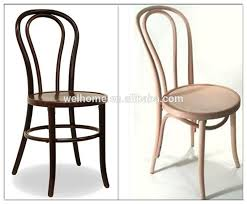 Bentwood Bistro Chair Bentwood Dining Chair