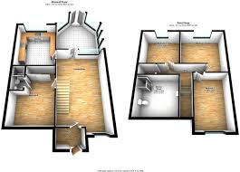 Qmc Floor Plan by 4 Bedroom Semi Detached House For Sale In Claytons Drive