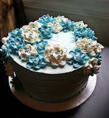 spring flowers birthday cake savor good food