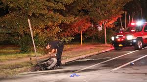 selden motorcyclist killed in crash with suv police say newsday