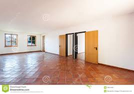 interior empty room with two doors royalty free stock photography