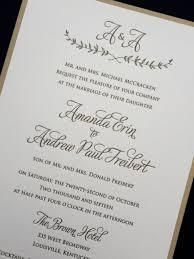 calligraphy invitations julie diamond invitations calligraphy invitations louisville