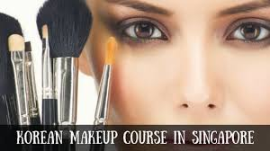 how is makeup artist school how korean makeup course in singapore help you stay out of the