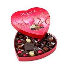 chocolate heart candy chocolate 20 heart box classic heart candy