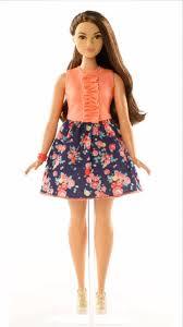 barbie fashionistas doll 26 spring into style curvy