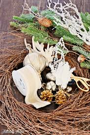 Home Decorators Promo Code 2015 Diy Traditional Christmas Wreath Tidbits U0026twine