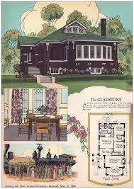 1920s american bungalow house plans house plans