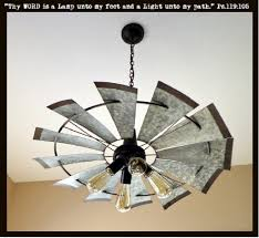 Farmhouse Ceiling Lights by Windmill Farmhouse Chandelier Light Windmill Heavy Metal And