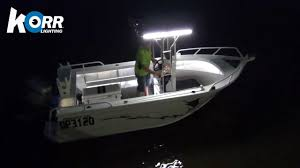 Led Flood Light Bars by Led Boat Lights Youtube