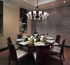 unique dining room lighting