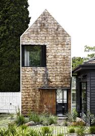 small houses architecture seven small homes constituting the tower house by andrew maynard
