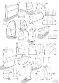 backpack sketch sketches pinterest sketches backpacks and