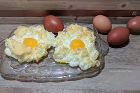 how to make cloud eggs murano chicken farm