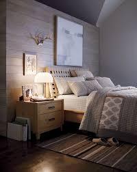 chambre style moderne idées et photos pour une chambre de style moderne rustique