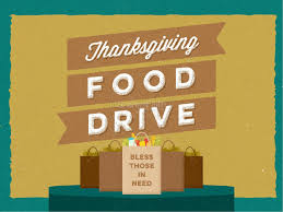 thanksgiving food drive religious intro church motion graphics