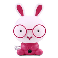 best light for sleep pretty cute rabbit dog cartoon animal led night light baby room