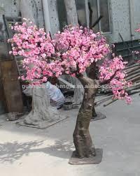 artificial small cherry blossom tree silk cherry blossom tree