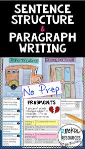 151 best paragraph writing images on pinterest paragraph writing
