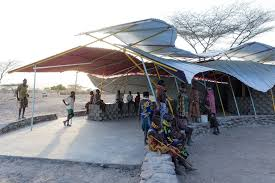 selgas cano architecture shade of meaning clinic in turkana kenya by selgas cano