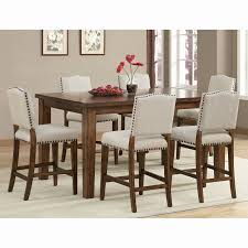 round kitchen table and chairs set unique furniture counter height