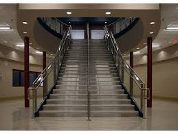 Stainless Steel Handrails For Stairs Gallery