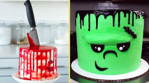 amazing halloween cake decorating ideas compilation 2 most
