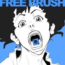 check out these free photoshop u0026 manga studio brushes u0026 brush