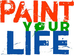 paint your life meaningful quotes