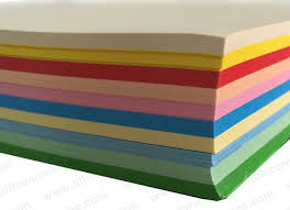 paper ream box galaxy colored copy paper a4 80gsm 250sheets ream rainbow pack