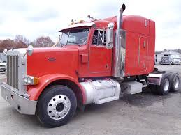 used peterbilt trucks 1998 peterbilt 378 tandem axle sleeper cab tractor for sale by