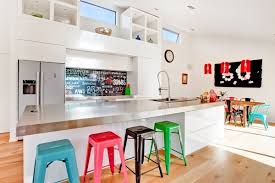 Bar Stool For Kitchen Kitchen Bar Stools That Steal The Show