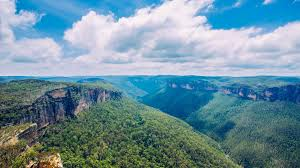 blue mountains tourism australia