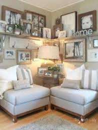 wall ideas for living room coffee table shelf couch a symmetrical very soothing