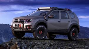 renault duster renault duster extreme concept unveiled autodevot