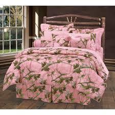 Camo Bed Set King Western Bedding Pink Camo Bedding Set