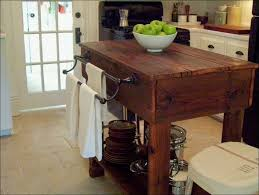 kitchen kitchen work tables portable kitchen island with seating