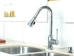 touch faucet kitchen no touch faucet just wave above or below a free kitchen