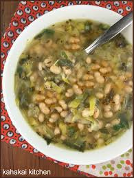 River Cottage Veg Every Day by Kahakai Kitchen Hugh U0027s White Bean And Leek Soup With Chile Oil