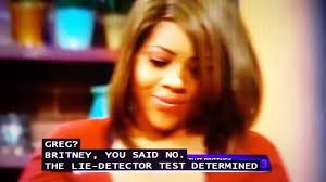 The Lie Detector Determined That Was A Lie Meme - maury lie detector test part 1 youtube