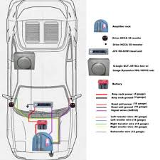 extraordinary underseat subwoofer wiring diagram inspiring