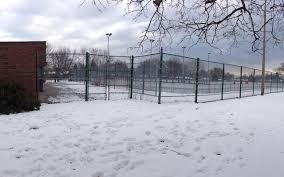 westway outdoor rink city of toronto