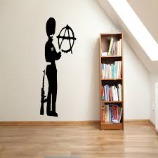 Graffiti Wall Art Stickers Online Get Cheap Banksy Decal Wall Aliexpress Com Alibaba Group