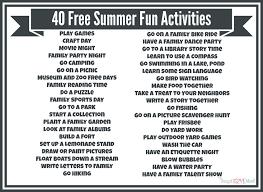 52 days of summer kids activity cards creative ramblings