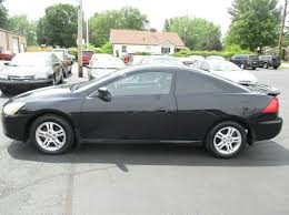 2006 black honda accord coupe honda accord 2 door in indiana for sale used cars on buysellsearch