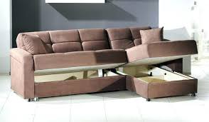 Sleeper Sofa Canada Lounge With Chaise Modern Brown Leather Sectional Sleeper Sofa