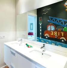 Ideas For Kids Bathroom Colors Modern Kids Bathroom U2013 Hondaherreros Com