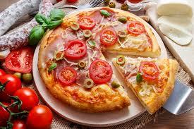 cuisine italienne pizza cuisine italienne pizza image stock image du pâte 42195279