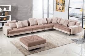 Modern Living Room Sofas Maura Modern Living Room Sectional
